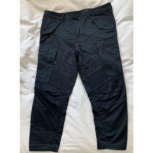 G-STAR RAW men's black cargo pants